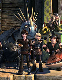 Watch dreamworks book of dragons online free