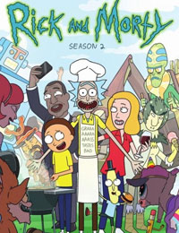 rick and morty kisscartoon season 3