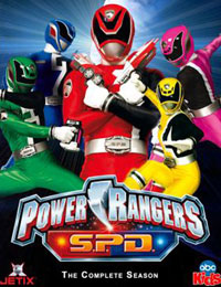 Watch Power Rangers S P D  Online Free | KissCartoon