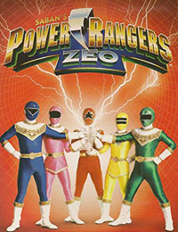 Watch Power Rangers Zeo Online Free | KissCartoon